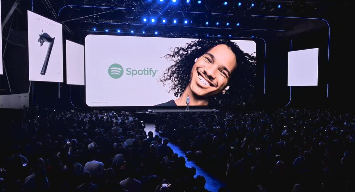 Galaxy Buds zintegrują się ze Spotify