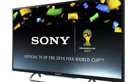 Sony KDL-50W829 - popularny, 50-calowy telewizor