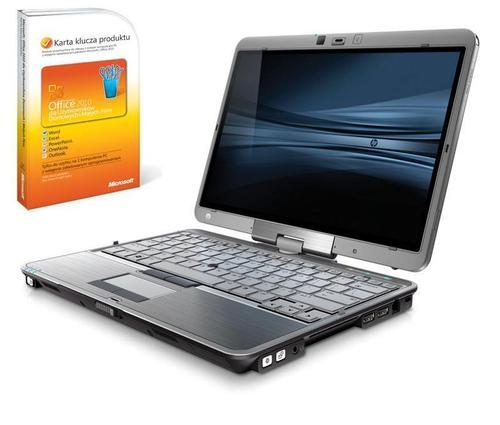 HP EliteBook 2740p (Tablet Media DVD)