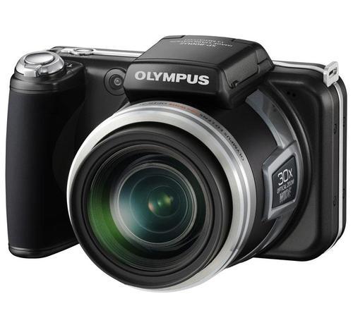 OLYMPUS SP-800 (SREBRNY)