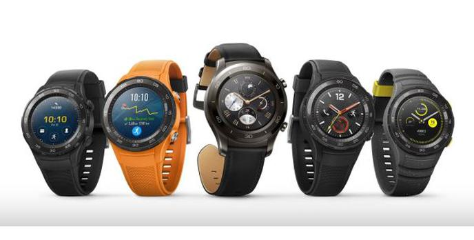HUAWEI WATCH 2 - Nowoczesny Smartwatch Prosto z MWC 2017
