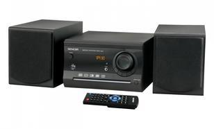 SENCOR Mikrowieża SMC 603 CD/CDR/CDRW/MP3/WMA, wejście USB max 32GB