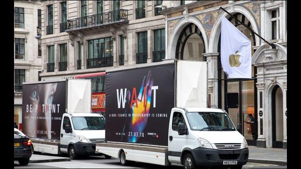 Agresywny marketing Huawei - Atakują Samsunga i Apple