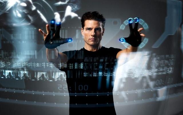 System Monitoringu Rodem Z Filmu Sci-Fi