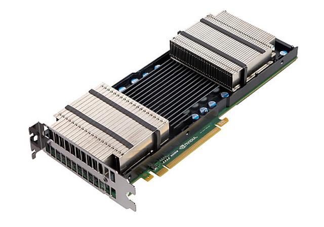 Procesory graficzne NVIDIA Tesla K10 osiągają nowe pułapy wydajności w symulacjach naukowych