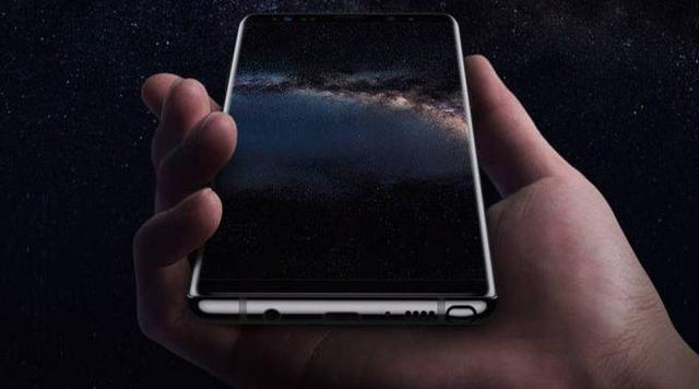 Samsung Galaxy Note 9 - Większy wyświetlacz i pojemniejsza bateria