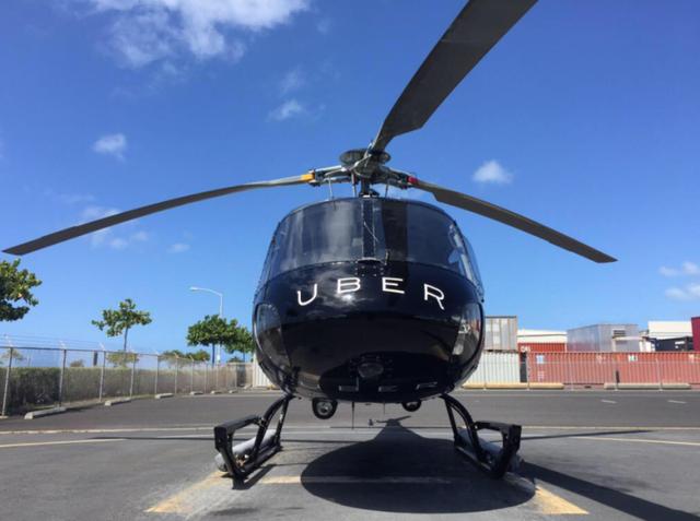 UberHelikopter