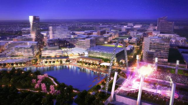 W USA Powstanie Inteligentne Miasto