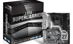 Z270 SUPERCARRIER s1151 Z270 4DDR4 M.2/USB3 ATX