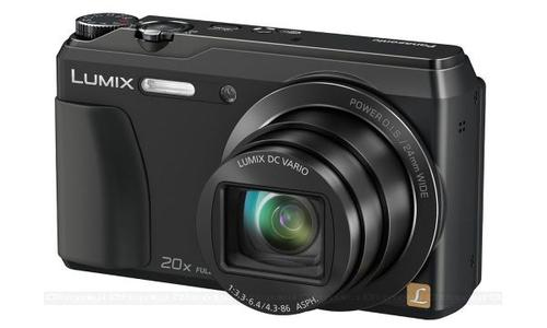 Panasonic DMC-TZ55 black