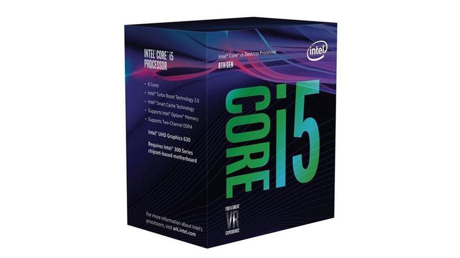 6-rdzeniowy procesor Intel Core i5-8400