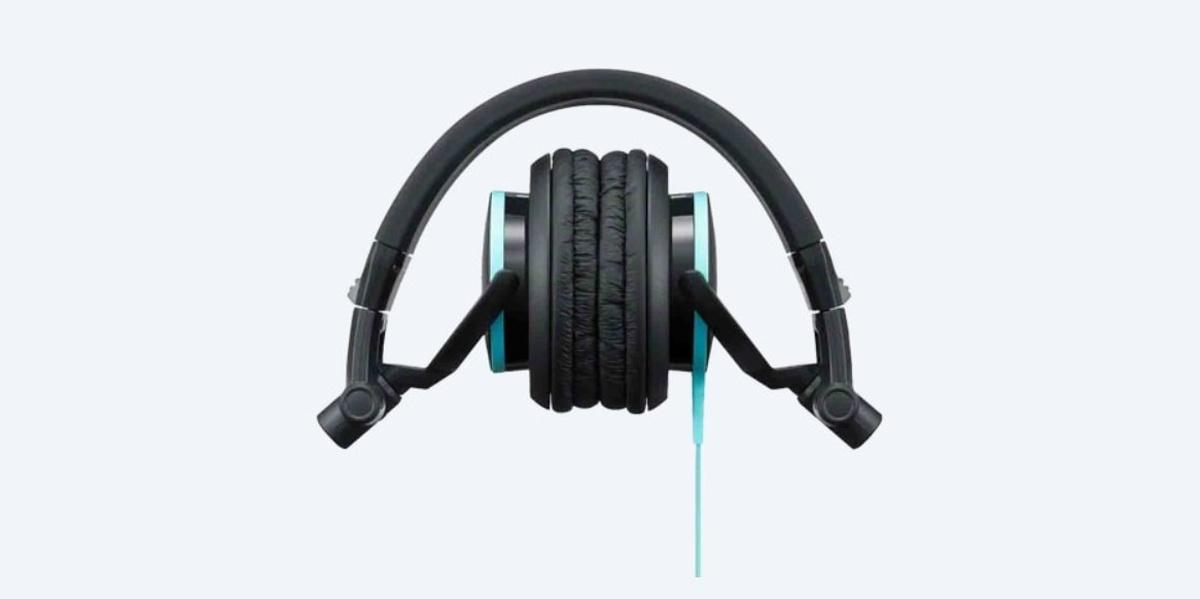 Sony MDRV55B nie są tak DJ-skie, jak reklamuje to producent