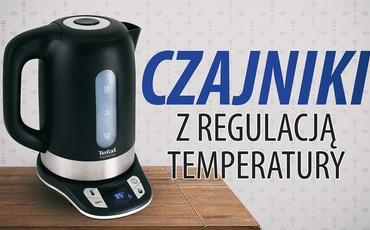 Czajnik elektryczny z regulacją temperatury | TOP 10 |