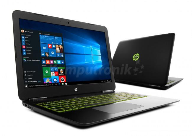 HP Pavilion 15-bc507nw (7PX26EA) - 16GB