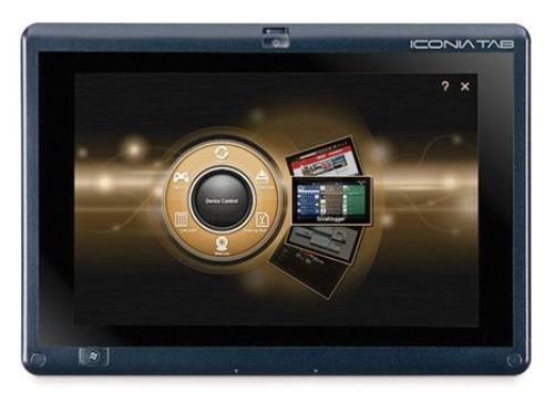 Acer ICONIA Tab W501
