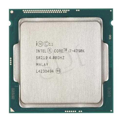 intel CORE i7 4790K 4.0GHz LGA1150 TRAY/OEM