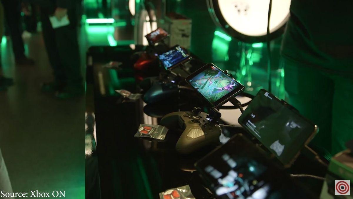 Granie mobilne dzięki Xbox Game Pass