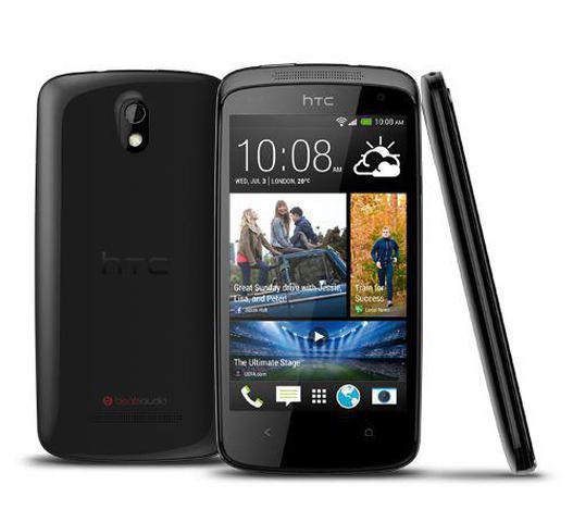 HTC Desire 500 fot6