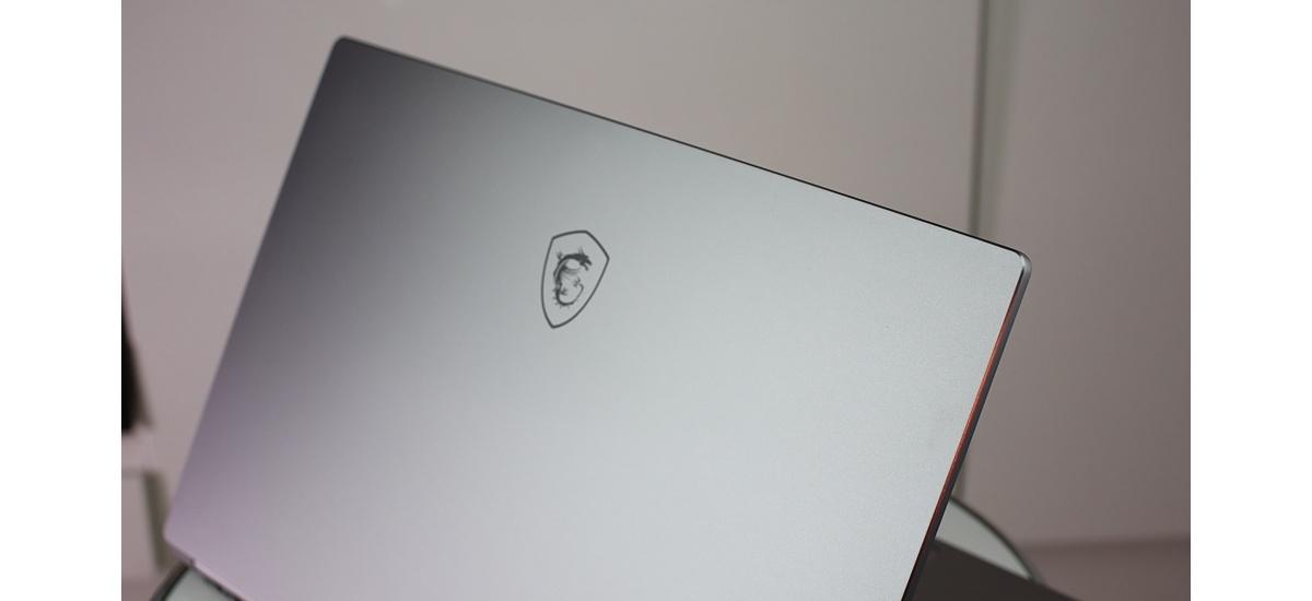 MSI P75 Creator lekki wydajny laptop