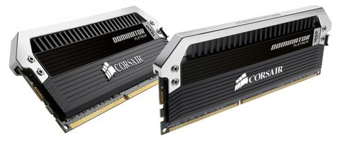 Corsair DDR3 DOMINATOR Platinium 8GB/1600 (2*4GB) CL9-9-9-24