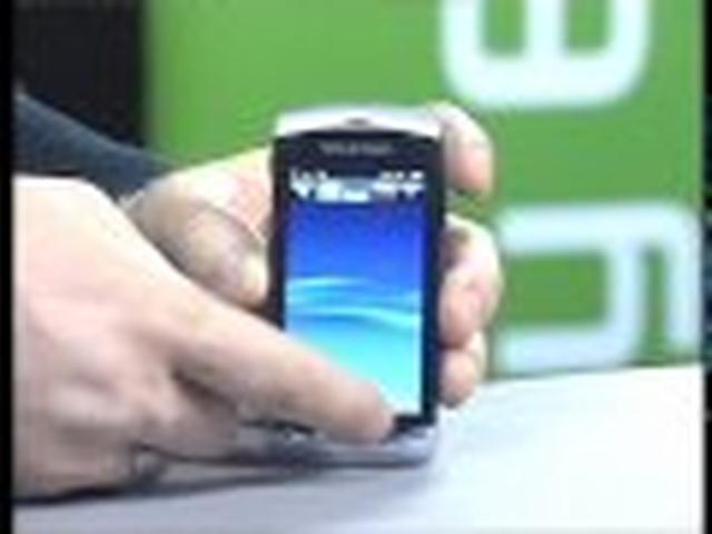 Sony Ericsson Vivaz - prezentacja video