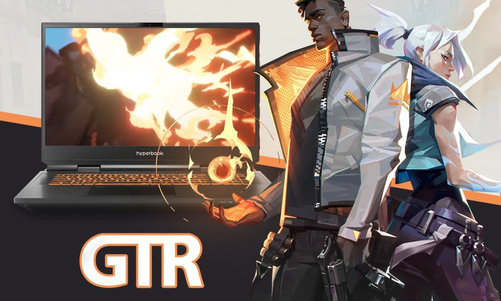 Hyperbook GTR - gamingowy laptop z najlepszymi podzespołami na rynku