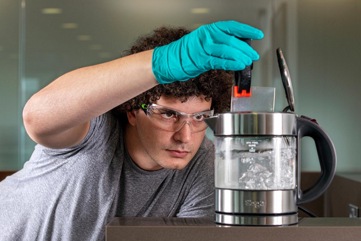 Project Silica to dyski stworzone ze szkła, które są odporne na warunki