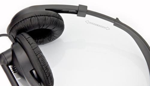 ESPERANZA Słuchawki stereo z mikrofonem i regulacją głośności EH115