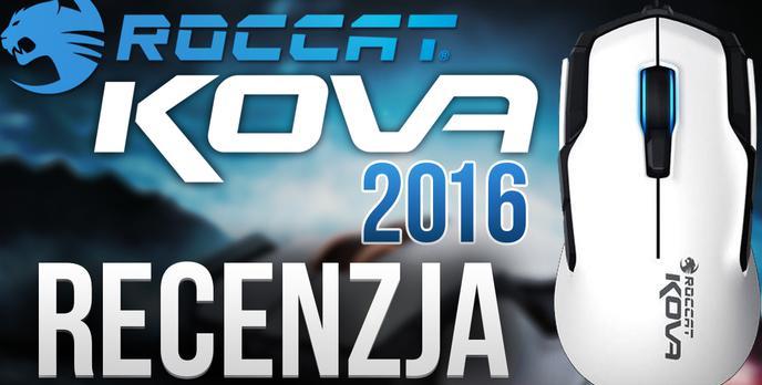 Testujemy Myszkę Gamingową Roccat Kova 2016