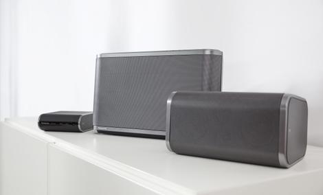 Panasonic ALL - System Głośników Multiroom