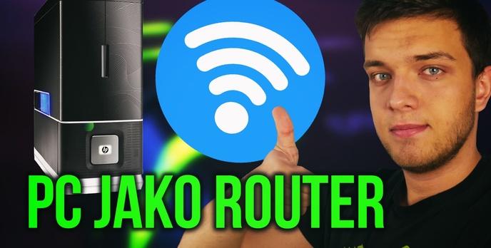 Jak z Komputera Zrobić Router? PC Jako Repeater