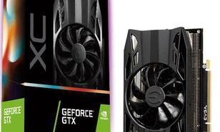 EVGA GeForce GTX 1660 XC Gaming 6GB GDDR5 (06G-P4-1163-KR)