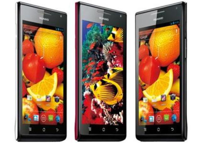 Huawei Ascend P1 TD-SCDMA