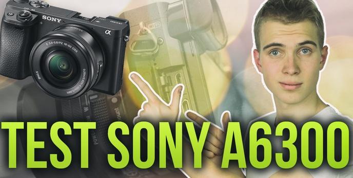 Sony a6300 - Najlepszy Bezluterkowiec 2016? Test i Recenzja