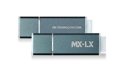 Mach Xtreme LX 32GB USB3.0 200/55 MB/s aluminium - Grey
