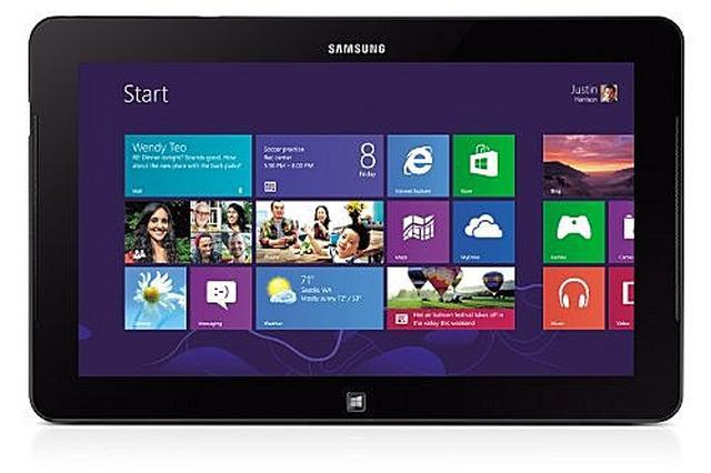 Samsung Smart PC Pro (XE700T1C) - hybryda przygotowana na Windowsa 8