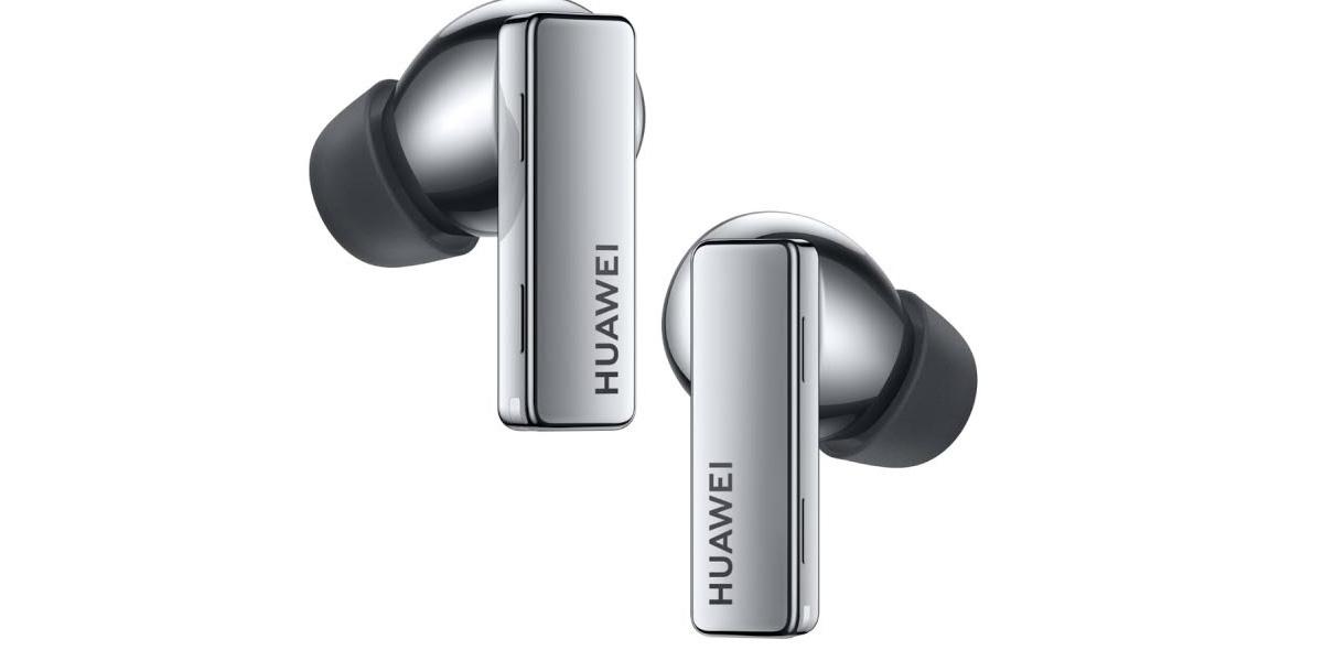 Huawei Freebuds Pro oferują duże przetworniki 11mm