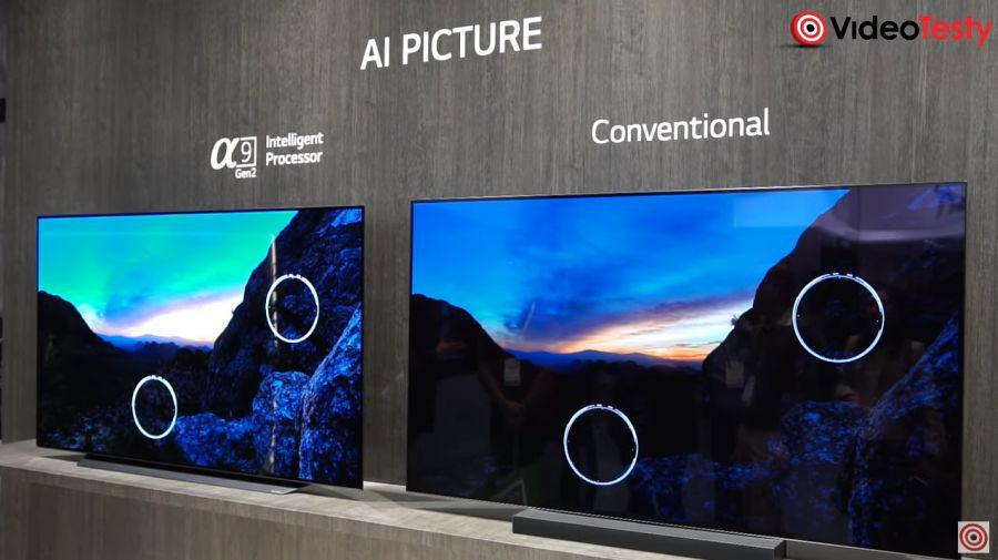 LG oled i nano cell na 2019 rok