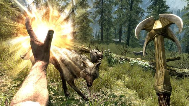 Gra Elder Scrolls V: Skyrim