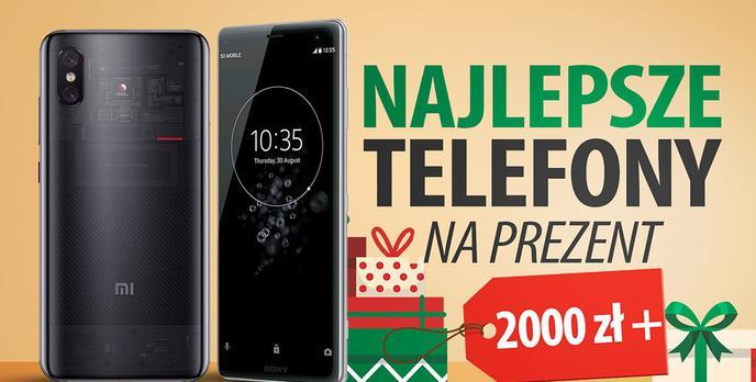 Luksusowe smartfony za ponad 2000 zł na Święta |TOP 5|