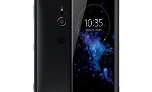 Sony Xperia XZ2 (Płynna czerń)