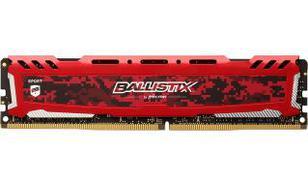 Crucial Ballistix Sport LT DDR4 8GB 2666 CL16