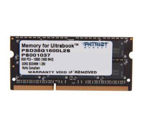 Patriot DDR3L 8GB 1600CL11