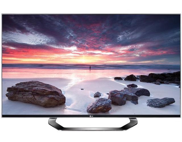LG 55LM960V - nowoczesny telewizor LED 3D