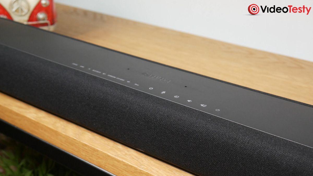 Yamaha YAS-209 wygląd belki audio