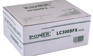 LC-Power ZASILACZ 300W LC300SFX V3.21 TFX V2.3 4x SATA 1x PCIe