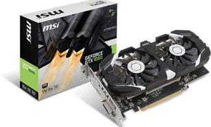 MSI GeForce GTX 1050 2GT OCV1 2GB GDDR5 (128 bit), DVI-D, HDMI, DisplayPort, BOX (V809-2634R)