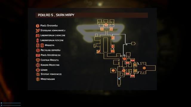 Syndrome Mapa