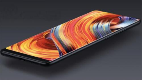Xiaomi Mi MIX 2 64GB Czarny