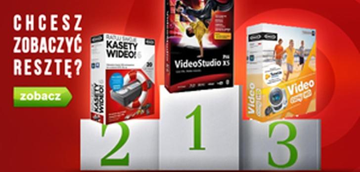 Czołowe Programy do Edycji Wideo - TOP 10 Sierpień 2015
